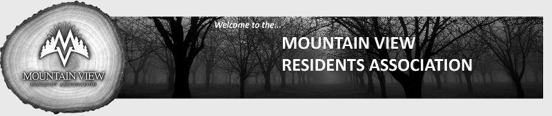 Mountain View Residents Association