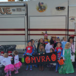 MVRA Halloween Parade