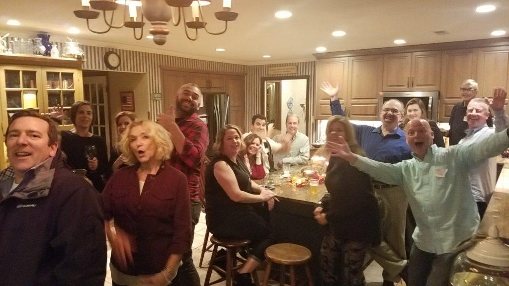 Progressive Dinner 2017